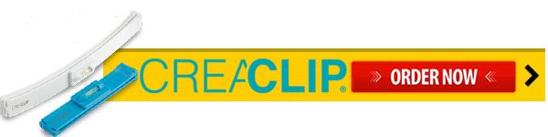 CreaClip Aanbieding Bestel nu