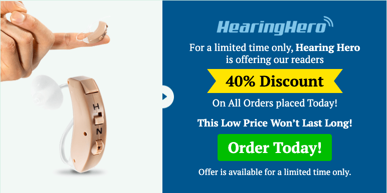 HearingHero Discount Offer