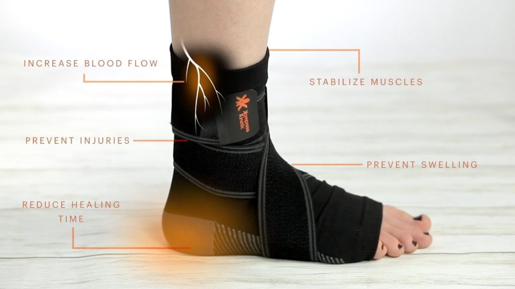 Reduce pain with this compression socks