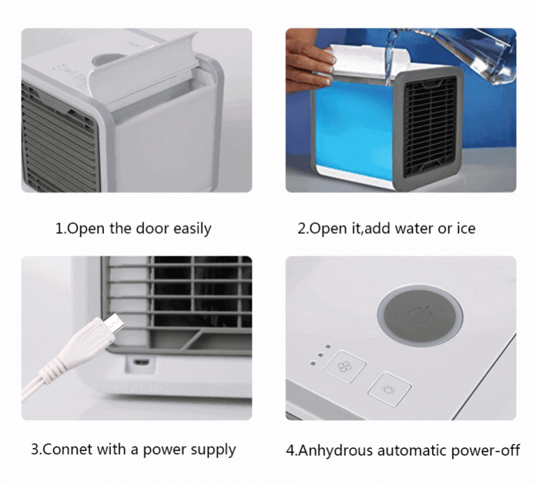 Features of CoolAir