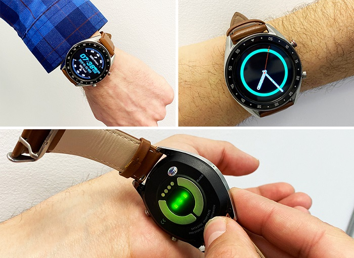 How Does Gx SmartWatch Work?