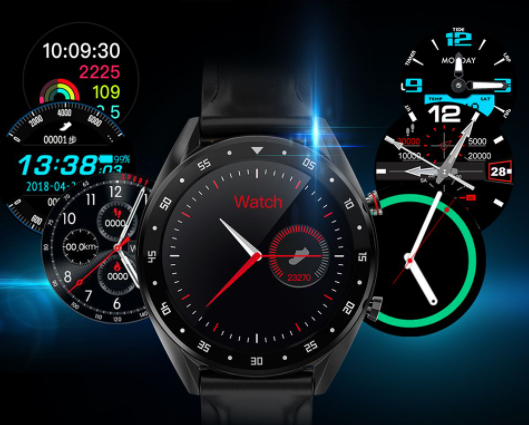 What is GX SmartWatch Features?